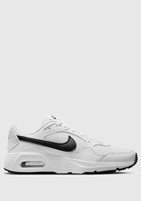 Resim Aır Max Sc Beyaz Siyah Unisex Sneaker Cz5358-102