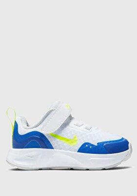 Resim Wearallday Beyaz Mavi Erkek Çocuk Sneaker Cj3818-1