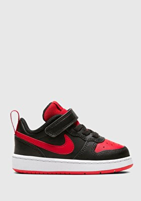 Resim Court Borough Low 2 Siyah Erkek Çocuk Sneaker Bq54
