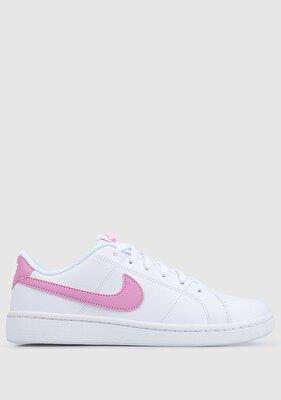 Resim Court Royale 2 Beyaz Kadın Tenis Ayakkabısı Cu9038-101