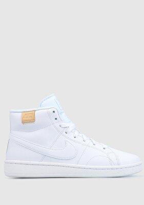 Resim Court Royale Beyaz Kadın Tenis Ayakkabısı Ct1725-1