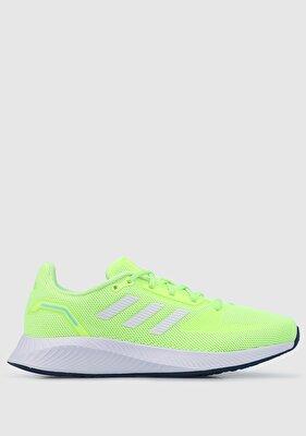 Resim Runfalcon 2.0 Yeşil Kadın Koşu Ayakkabısı Fy8736