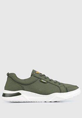 Resim Haki Erkek Ayakkabı