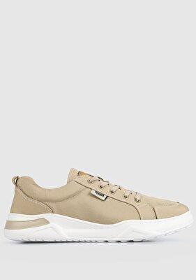 Resim Bej Erkek Ayakkabı