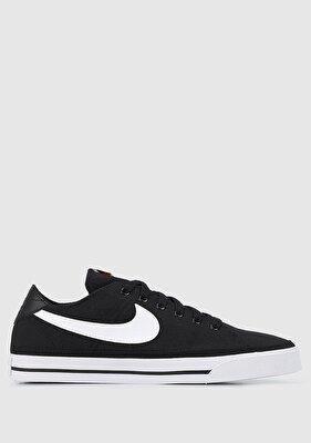 Resim Court Legacy Cnvs Siyah Erkek Sneaker Cw6539-002