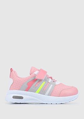 Resim Pembe Kız Çocuk Sneaker