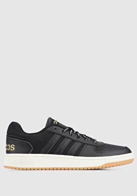 Resim Hoops 2.0 Siyah Erkek Basketbol Ayakkabısı Gz7968