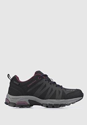 Resim Siyah Kadın Outdoor Ayakkabı