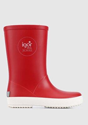 Resim Kırmızı  Yağmur Botu