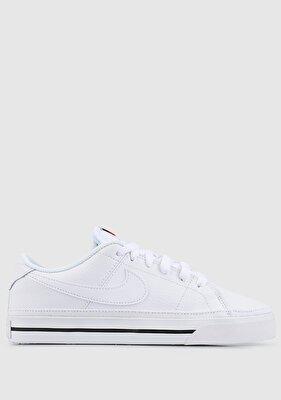 Resim Court Legacy Beyaz Kadın Sneakers CU4149-101