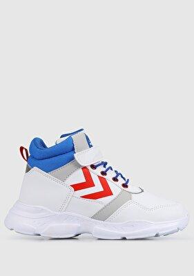 Resim HML Oxygen jr Beyaz Unisex Spor Ayakkabısı 900021-