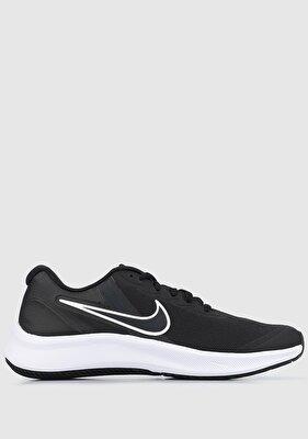 Resim Runner 3 Siyah Unisex Spor Ayakkabısı DA2776-003