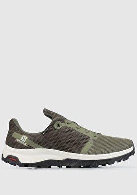 Resim Outbound Prism GTX Haki Erkek Outdoor Ayakkabısı L41270400