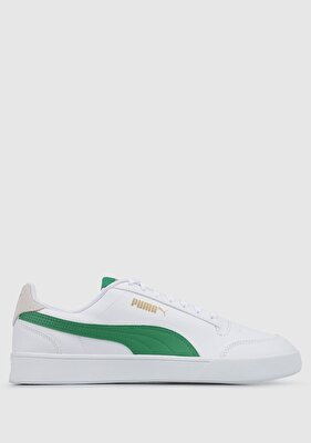 Resim 30966813 Puma Shuffle Puma White-Amazon Green-Ivo