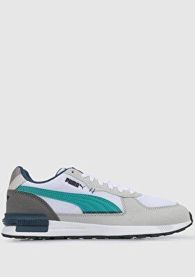 Resim Graviton Beyaz Gri Erkek Sneaker 38073803