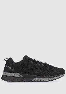 Resim Siyah Erkek Outdoor Ayakkabı