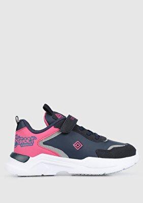 Resim Fuşya Kız Çocuk Sneaker