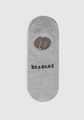 Resim Siyah  Bad Bear Core Tendo Babet Çorap Siyah 18010