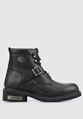 Resim Jimson Zip Siyah Erkek Asker Botu CM025M100604AW19