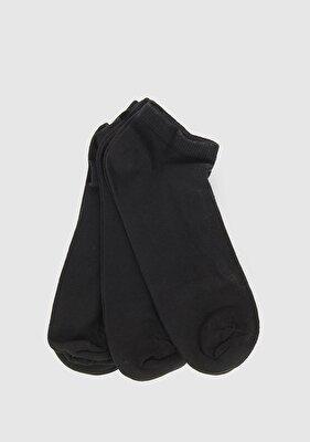 Resim Siyah Erkek Çorap