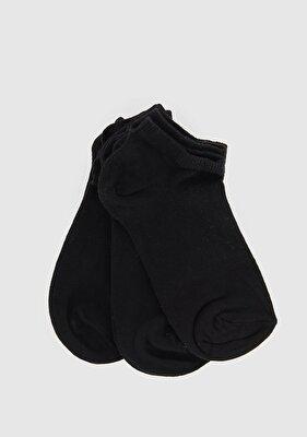 Resim Siyah Kadın Çorap
