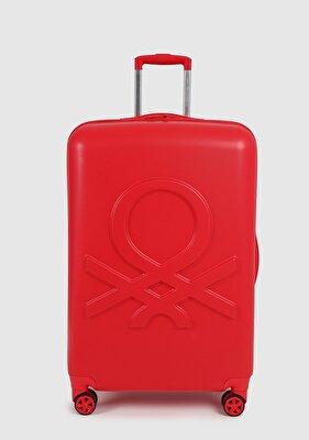 Resim Kırmızı  Sert Valiz